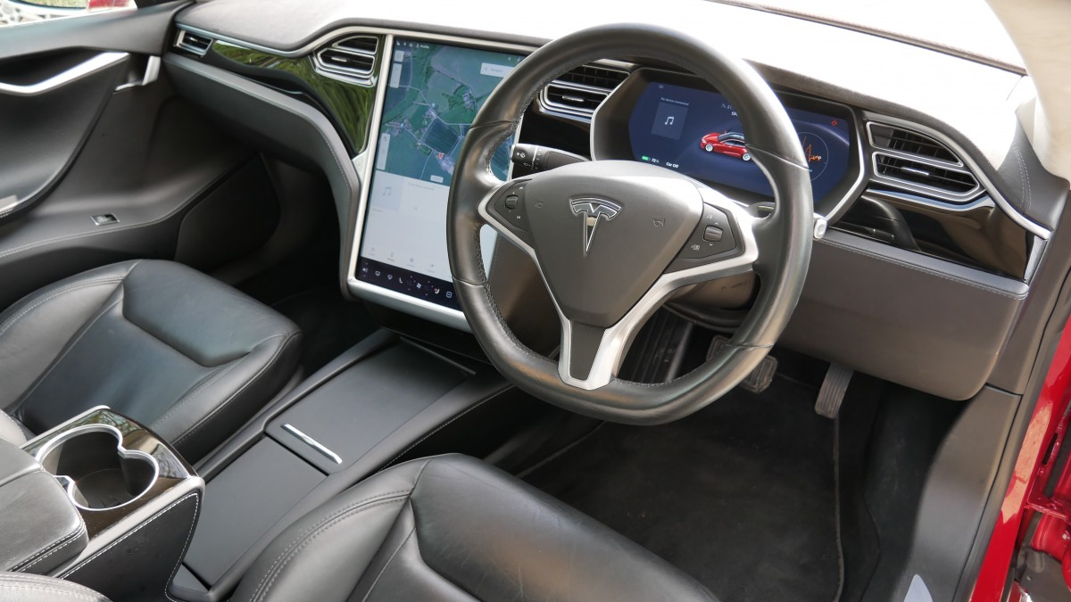 2016 Tesla Model S 90D in Vale of White Horse, Oxfordshire