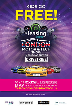 London Motor and Tech show