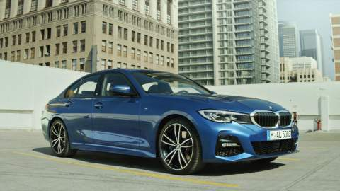 BMW 3 Series is one of the most familiar shapes on our roads