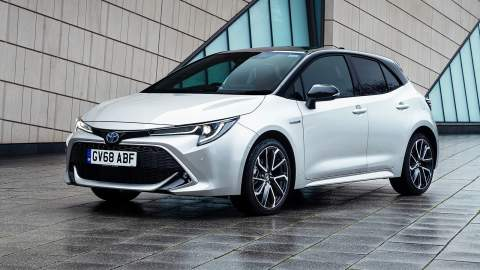 Neat, defined design language for latest Corolla