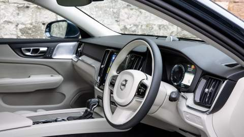 Volvo has a different take on interiors