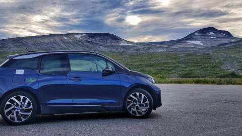 BMW i3 in Norway