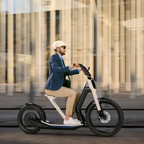 VW personal mobility scooter