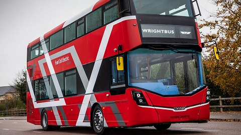 Fuel Cell Electric Wrightbus