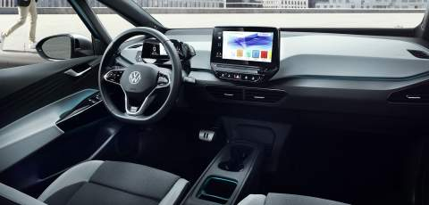 Game changing Volkswagen ID.3 launched