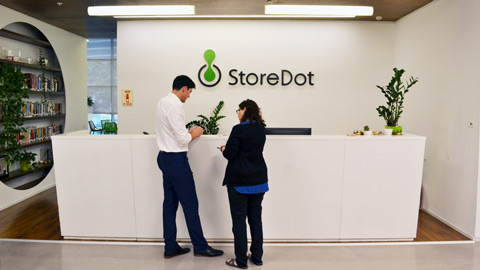 StoreDot reception