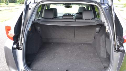 Honda CR-V's boot