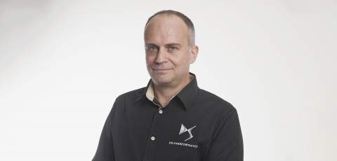 DS Performance Director Xavier Mestelan Pinon talks EVs and Formula E