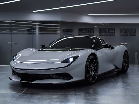 Pininfarina BattistaH.R. Owen welcomes the Automobili Pinfarina Battista to its London HQ, as the newly announced partner for sales and service of Battista in London