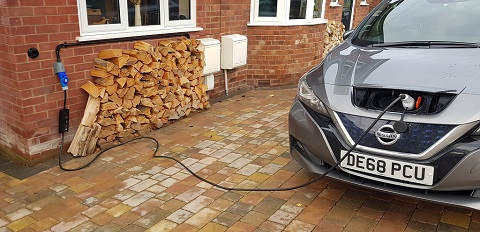 Charge when electricity is at its cheapest and save £300 per year