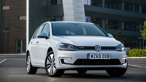 Volkswagen slashes £2765 from the price of an e-Golf
