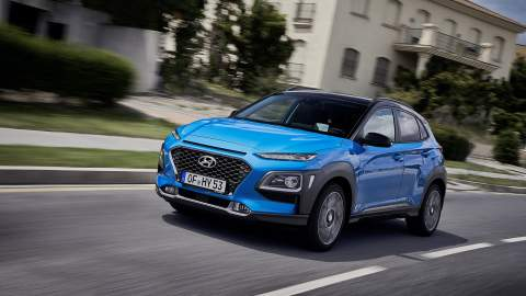 Hyundai announces prices and specifications for New Kona and Ioniq