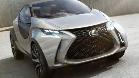 Lexus to unveil its first EV at Tokyo Motor Show