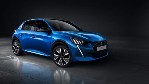 Peugeot confirms the price of the e-208