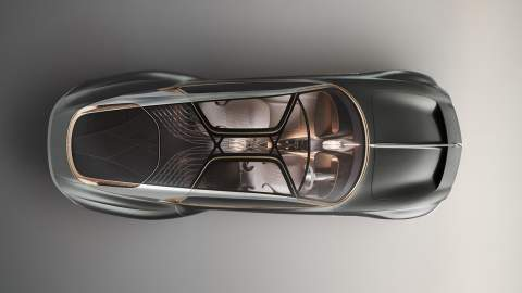 Bentley latest concept is electric