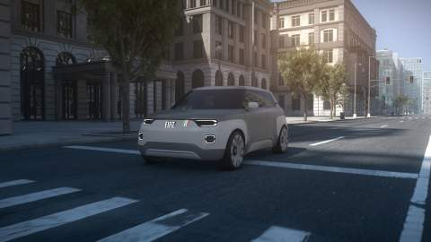 Next-generation Fiat 500 to be EV only