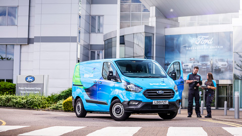 Ford and Centrica partner on EV services