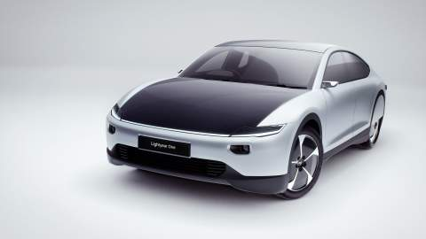 EV start-up, Lightyear, causing a buzz with solar charged 'One'