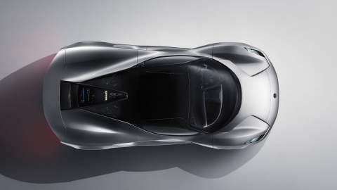 The Lotus Evija all-electric hypercar is unveiled