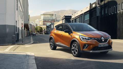 Renault discounts EVs for July plus Captur PHEV on its way