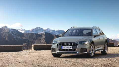 Audi moves forward with new hybrid options