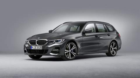 Greater range, more power: The new BMW 3 Series gets revised PHEV option