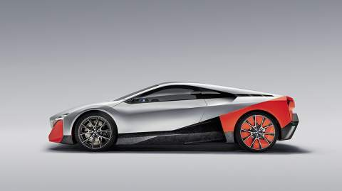 BMW #NEXTGen: new PHEV supercar and electric commitment