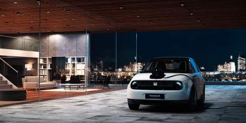 Further details of Honda e electric city car released