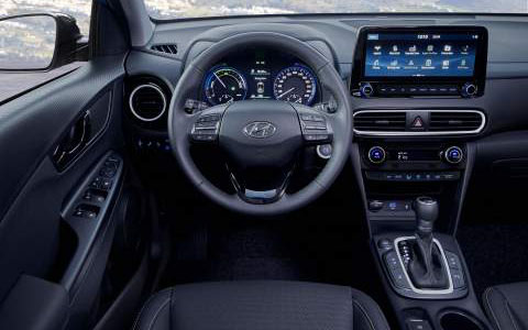 Hyundai expands Kona range with hybrid model