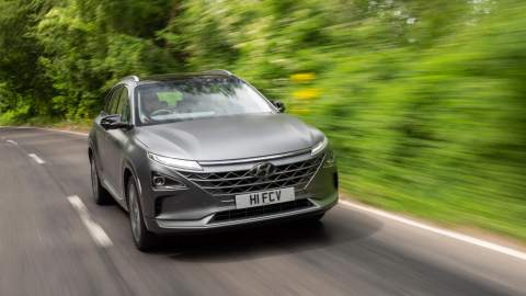 Hyundai UK MD praises hydrogen fuel cells as sales of the Nexo top 1000