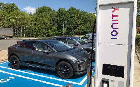 IONITY hooks up with Octopus Energy to provide new fast charging network