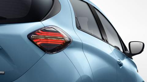 New Renault ZOE to offer greater range, performance and comfort