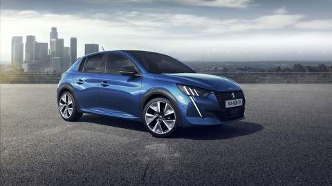 Peugeot e-208 to enter the B-segment EV fight
