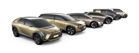 Toyota brings forward EV plans and teams up with Subaru