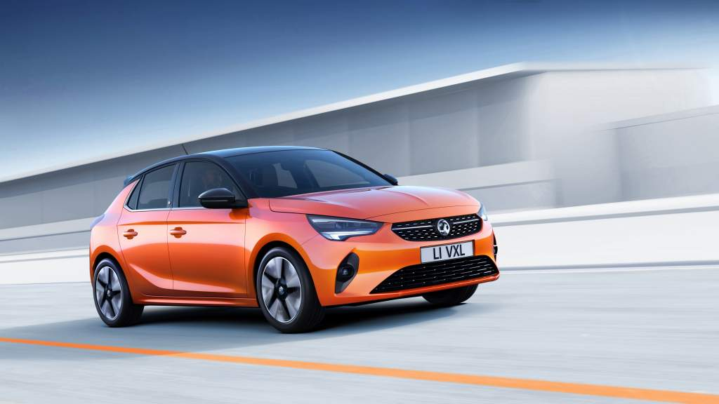 vauxhall continues its electric charge with corsa e. Black Bedroom Furniture Sets. Home Design Ideas