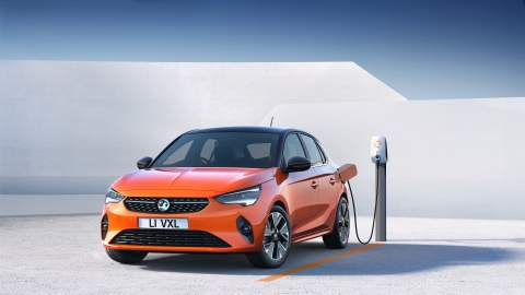 Vauxhall continues its electric charge with Corsa-e