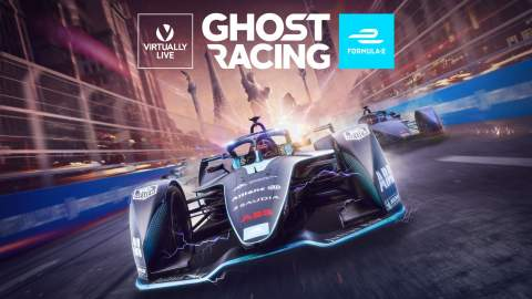 New ghost racing mobile video game from Formula E