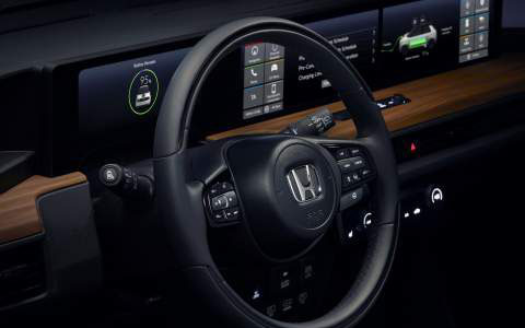 Reservations open for fully-electric Honda e