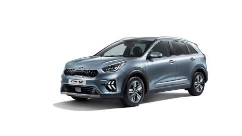 Upgraded Kia Niro hybrid and plug-in hybrid now on sale from £24,590