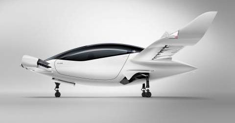 All-electric Lilium air taxi completes its first flight