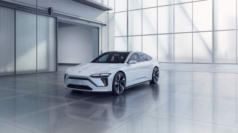 Brand-new ET Preview debuts at Auto Shanghai 2019