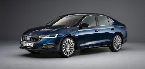 New Škoda Octavia joins iV range with PHEV option