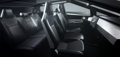 Tesla Cybertruck gets global reveal