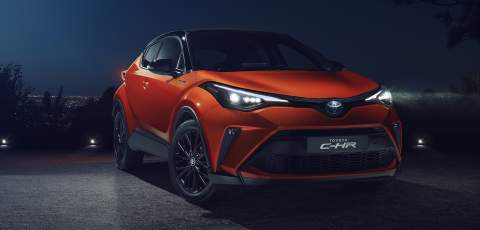 Toyota brings across-the-board enhancements to C-HR Hybrid