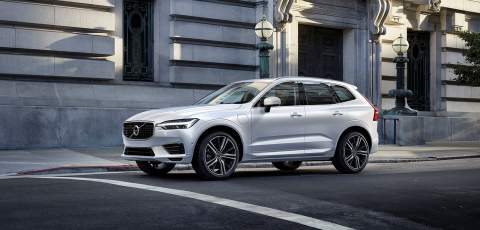 Volvo to concentrate on electrification by merging combustion engine operations with Geely