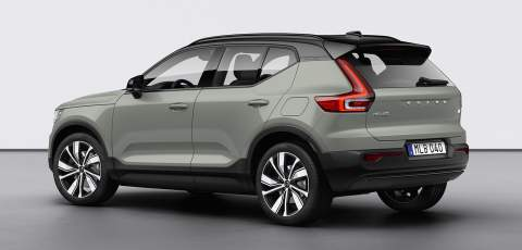 Volvo officially launches fully electric XC40 Recharge alongside new, green ambitions