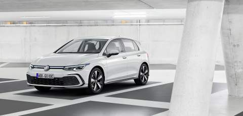 New Volkswagen Golf kick-starts a hybrid offensive