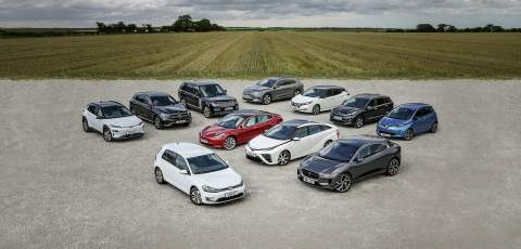 Brits compete to go 'green', but there are still misconceptions around EVs
