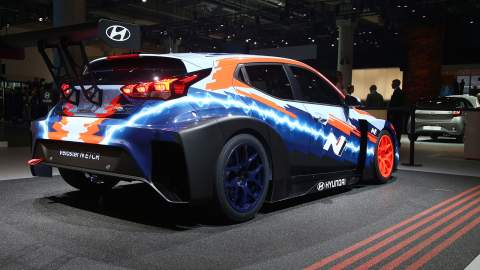 Frankfurt International Motor Show – a festival for an electric future