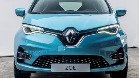 New Renault ZOE price and specification revealed